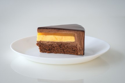 "Торт ""Шоколадный мандарин"""