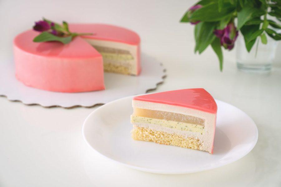 """Торт """"Сакура"""""""