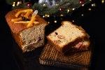 Рождественский кекс с сухофруктами и орехами