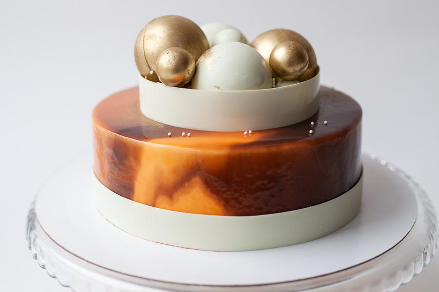 "Торт ""Мартини-апельсин"""