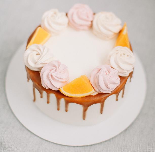 """""""Морковный"""" торт"""