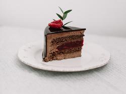"""""""Вишневый трюфель"""" (муссовый торт)"""