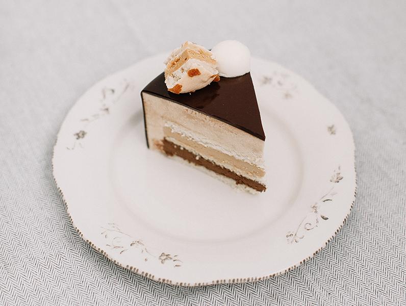 """Торт """"Мокко-карамель"""""""